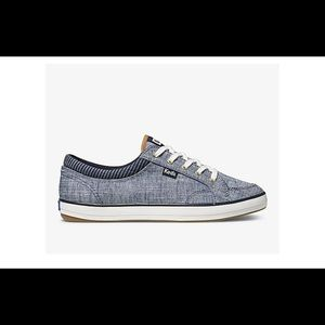 Keds Center Airy Chambray Sneakers
